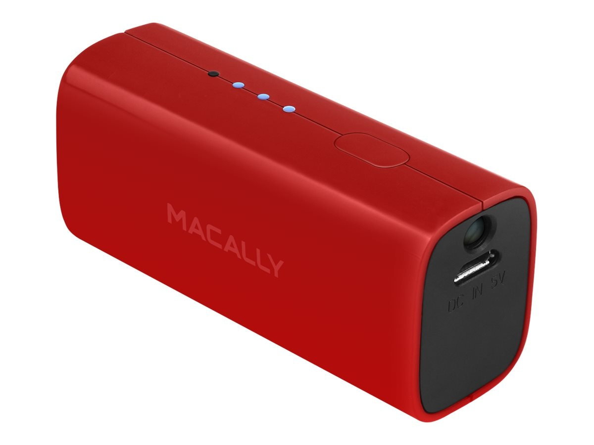 Macally 2600mAh Battery Pack Charger USB, MegaPower26, 17953908, Battery Chargers