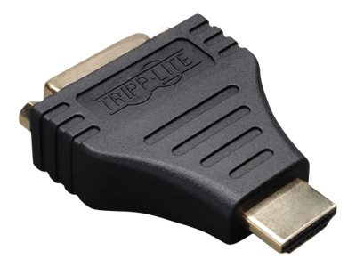 Tripp Lite DVI-D Female to HDMI Male Adapter, P132-000, 6127459, Adapters & Port Converters