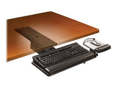 3M Adjustable Keyboard Tray AKT101LE, AKT101LE, 8463270, Ergonomic Products