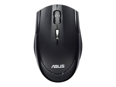 Asus WX470 Mouse, Black, for All