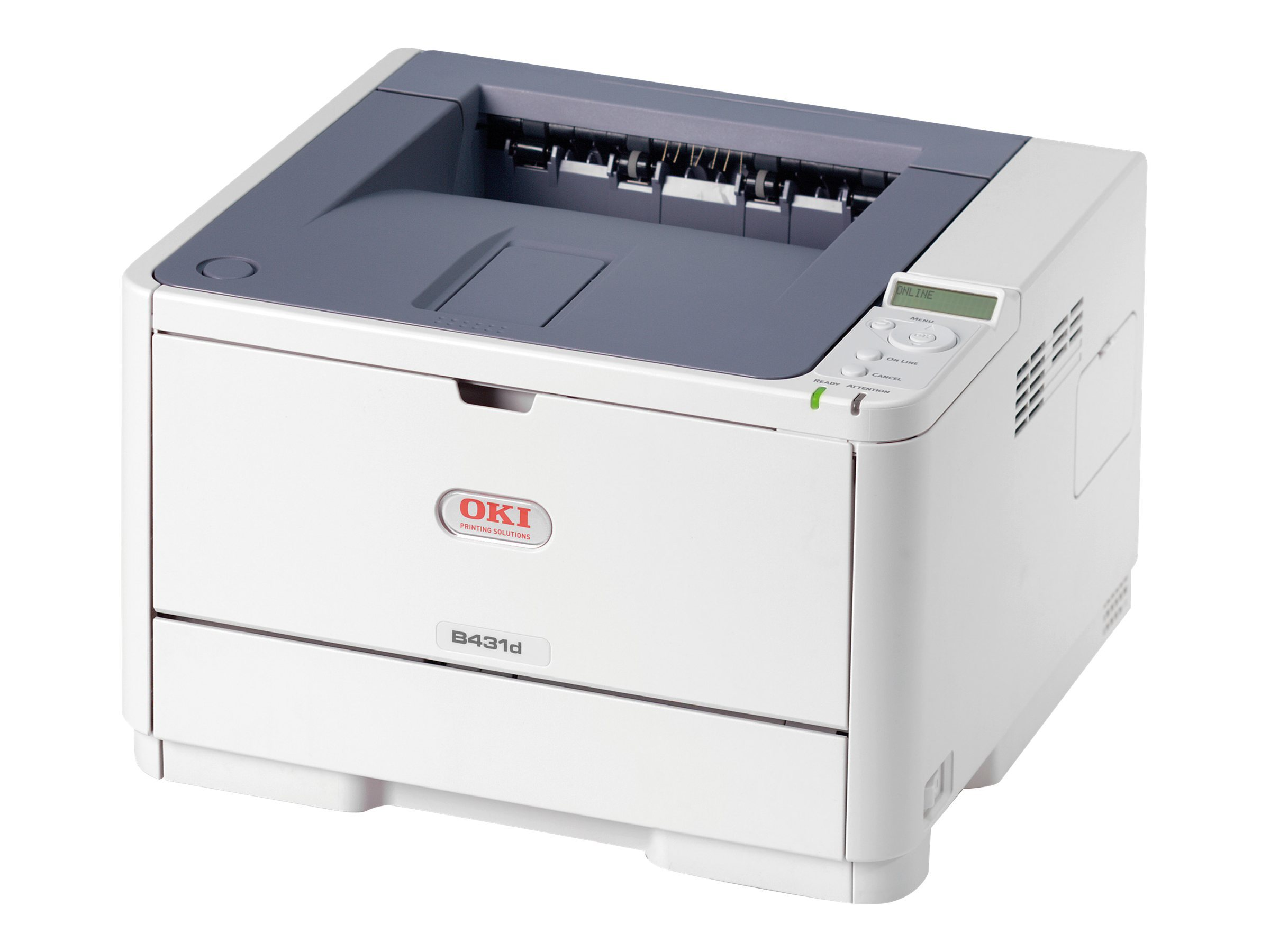 Oki B431d  Laser Printer - Tan (220V), 62435402, 14266192, Printers - Laser & LED (monochrome)