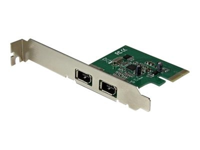 StarTech.com 2-Port PCI Express 1394a FireWire Card