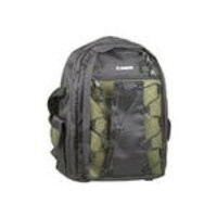 Canon Deluxe Backpack 200EG (Holds 1-2 Cameras and 3-4 Lenses), 6229A003, 422689, Carrying Cases - Camera/Camcorder