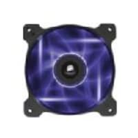 Corsair AF120 120mm Cooling Fan Quiet Edition, Purple LED, CO-9050015-PLED, 16369611, Cooling Systems/Fans