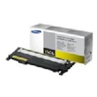 Samsung Yellow Toner Cartridge for CLP-365W Color Laser Printer & CLX-3305FW Color Multifunction Printer, CLT-Y406S, 14481061, Toner and Imaging Components