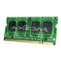 Axiom 256MB PC2-4200 144-pin DDR2 SDRAM DIMM for LaserJet P20, CB423A-AX, 10255082, Memory