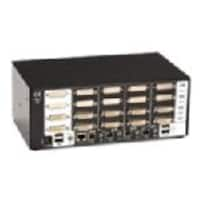 Black Box ServSwitch Wizard Dual-Link DVI with USB True Emulation, KV2204A, 14246247, KVM Switches