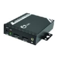 Siig DisplayPort to CAT5e HD Ext Kt, CE-DP0511-S1, 17714421, Network Extenders
