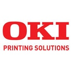 Oki 6.75 x 1345' Resin Ribbons (25 Rolls), 52122807, 9969846, Printer Ribbons