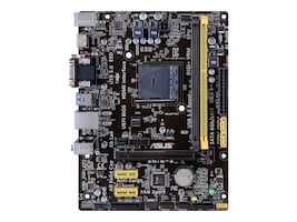 Asus Motherboard, mATX Athlon Sempron Family Max.32GB DDR3 2xSATA 3xPCIe GbE, AM1M-A, 17013369, Motherboards