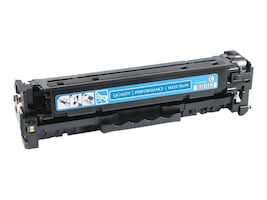 V7 HP 312A CYAN CF381A COLOR TONE, V7CF381A, 31944231, Toner and Imaging Components