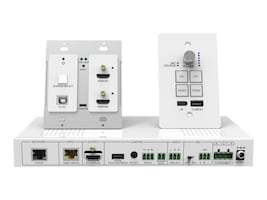 Siig Wallplate HDMI HDBaseT Kit, CE-H23Y11-S1, 36082335, Switch Boxes - AV