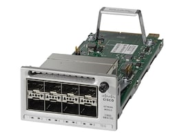 Cisco C3850-NM-8-10G= Main Image from Right-angle