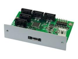 Addonics 5-Port 6G Rack Mount Port Multiplier, AD5SARM6G, 33518236, Network Switches