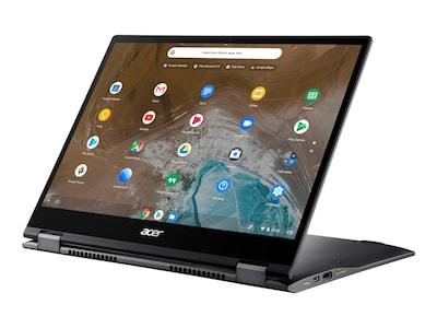 Acer Chromebook Enterprise Spin CP713-2W-527V i5-10310U 16GB 256GB SSD ax BT WC 13.5 PS MT Chrome Ent OS, NX.HWNAA.002, 41155962, Notebooks - Convertible