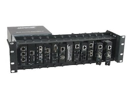 Transition 12-Slot Media Converter Rack, E-MCR-05-NA, 9028931, Rack Mount Accessories