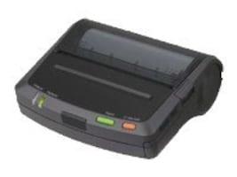 Seiko Compact USB iRDA Thermal Printer, DPU-S445-00A-E, 10453302, Printers - POS Receipt