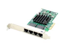 ACP-EP 10 100 1000Mbs Quad Open RJ-45 Port 100m PCIe x4 NIC HP 538696-B21, 538696-B21-AO, 23203951, Network Adapters & NICs