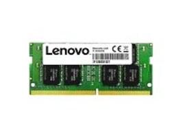Lenovo 16GB PC4-19200 260-pin DDR4 SDRAM SODIMM, 4X70N24889, 33825113, Memory