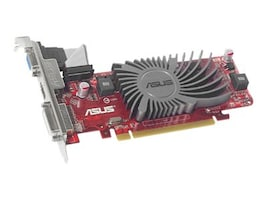 Asus Radeon HD 5450 Silent Low-Profile PCIe 2.1 Graphics Card, 512MB DDR3, EAH5450 SL/DI/512MD3/MG(LP), 13352216, Graphics/Video Accelerators