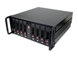 CRU 16TB RAX840-XJ 8-Bay 4U 3.5 SATA NTFS Storage w  RAID Card & Cable, 40455-1136-2401, 14401649, Direct Attached Storage