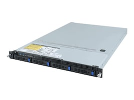 Gigabyte Tech Barebones, R182-Z90 Rev. 100 1U RM (2x)CPU slots 32xDIMMs 4x2.5-3.5 HS flex bays 2xGbE 2x1200W, R182-Z90, 37598780, Barebones Systems