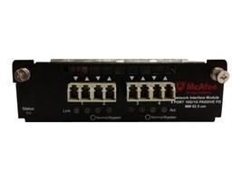 McAfee 4-port 850nm 1 10GE Interface Expansion Module, IAC-4P1GMM62-MODI, 31945189, Network Firewall/VPN - Hardware