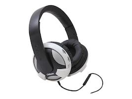 Syba OBLANC UFO Audio 2.1 Stereo Headphones w  Mic, OG-AUD63052, 32918297, Headsets (w/ microphone)