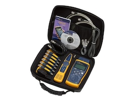 Fluke CableIQ Extended Test Kit, CIQ-KIT, 5656800, Network Test Equipment
