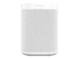 Sonos Sonos One SL Speaker - White, ONESLUS1, 38131524, Speakers - Audio