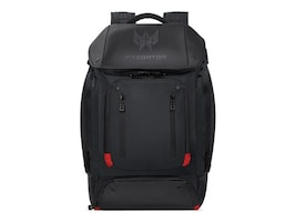 Acer Predator Gaming Utility Backpack for G9-791, G9-591 Notebooks, NP.BAG1A.220, 32904872, Carrying Cases - Notebook