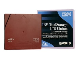IBM 1.5TB 3TB LTO-5 Ultrium Tape Cartridge w  custom Barcode Label, 46X6666, 11882601, Tape Drive Cartridges & Accessories