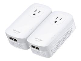 TP-LINK AV2000 2-Port Gigabit Passthrough Powerline Starter Kit (2-Pack), TL-PA9020P KIT, 32252616, Network Adapters & NICs