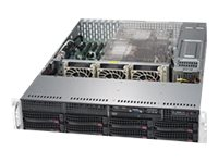 Supermicro SYS-6029P-TRT Main Image from Right-angle