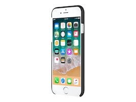 Incipio Feather Ultra Light Snap-On Case for iPhone 7 iPhone 8, Black, IPH-1676-BLK, 34608962, Carrying Cases - Phones/PDAs
