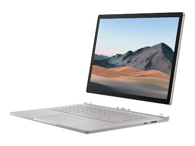 Microsoft Surface Book 3 Core i5-1035G7 8GB 256GB SSD ac BT 2xWC 13.5 PS MT W10P, SKR-00001, 38389525, Notebooks - Convertible