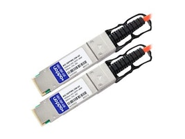 ACP-EP Memory AOC-QSFP-40G-15M-AO Main Image from Right-angle