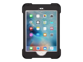 Joy Factory aXtion Bold Case for iPad Mini 4, Black, CWE301, 31814040, Carrying Cases - Tablets & eReaders