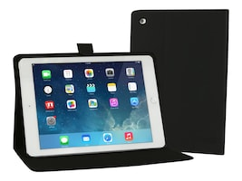 Max Cases Guardian Folio for iPad 2 3 4, Black, AP-GC-IP234-11-BLK, 34308329, Carrying Cases - Tablets & eReaders