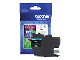 Brother Cyan High Yield Ink Cartridge for MFC-J491dw, MFC-J497dw, MFC-J690dw & MFC-J895dw, LC3013C, 35625060, Ink Cartridges & Ink Refill Kits - OEM
