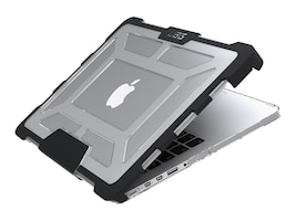 Urban Armor Case for 13 MacBook Pro w  Retina Display, Ice Black, UAG-MBP13-A1502-ICE, 30733328, Carrying Cases - Notebook