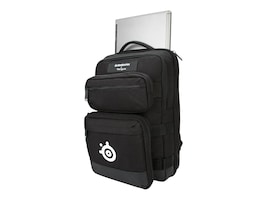 Targus STEEL SERIES X GAMING BP BLK, TSB941BT, 35883296, Carrying Cases - Other
