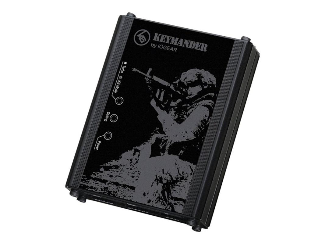 IOGEAR KeyMander - Controller Emulator for use with Game (GE1337P)