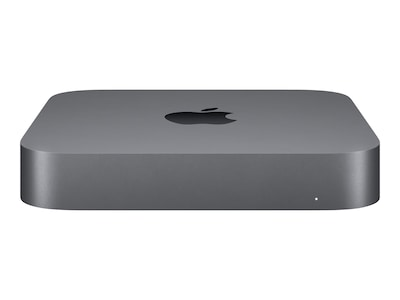 Apple Mac Mini Core i3 3.6GHz 8GB 128GB SSD UHD630 ac BT GbE MacOS, MRTR2LL/A, 36315485, Desktops - Mac minis