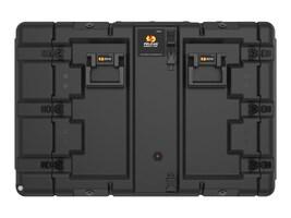 Pelican Hardigg Super V Series Rack Mount 11U Case, Black, SUPER-V-11U-SAE, 32445856, Carrying Cases - Other
