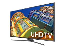 Samsung 70 KU6300 4K Ultra HD LED-LCD TV, Black, UN70KU6300FXZA, 31957690, Televisions - Consumer