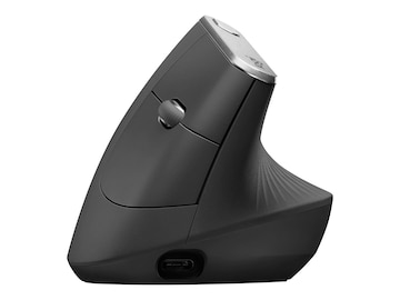 Logitech MX VERTICAL ERGONOMIC MOUSE    ACCSHANDSHAKE POSITION, 910-005447, 36025146, Mice & Cursor Control Devices