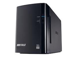 Buffalo HD-WH4TU3R1 Main Image from Right-angle