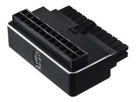 Cooler Master ATX 24 Pin 90 Adptr Capacitors, CMA-CEMB01XXBK1-GL, 36127548, Batteries - Notebook