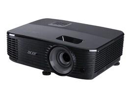 Acer X1323WH WXGA 3D DLP Projector, 3700 Lumens, Black, MR.JPS11.00C, 34722941, Projectors